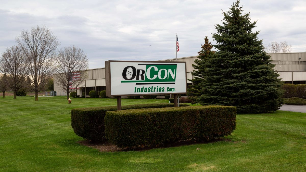 Orcon Industries Corp. Building