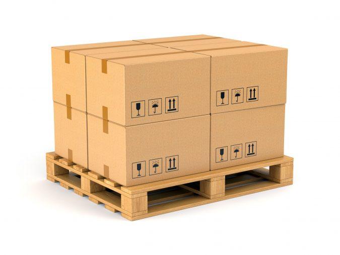 Corrugated Cardboard ECT Board