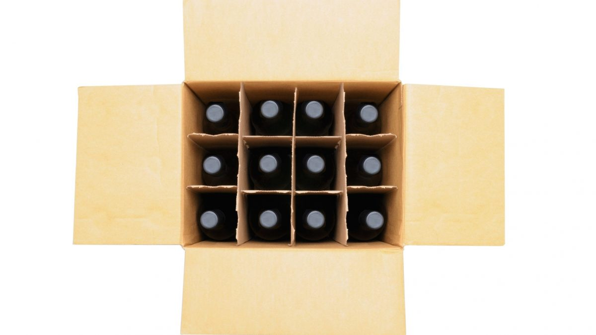 wine packaging for shipping
